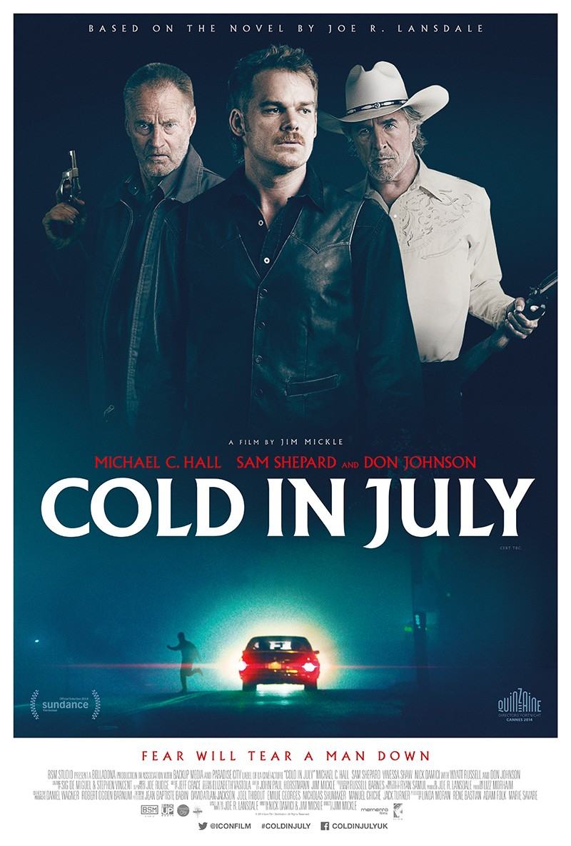 Cold in July-Official Poster Banner PROMO XLG-21MAIO2014