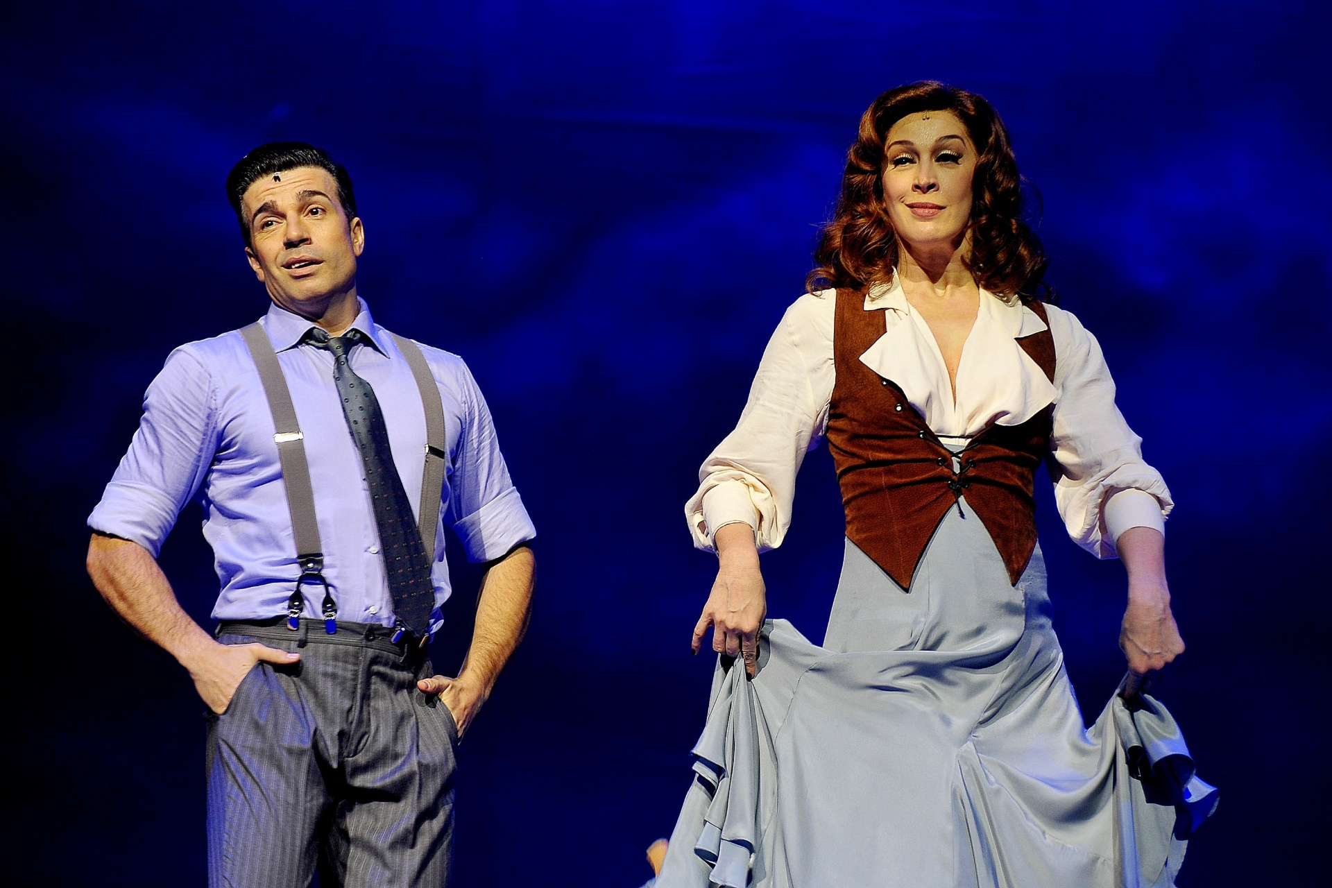 Crazy for You - O Musical-PROMO PHOTO-20MAIO2014