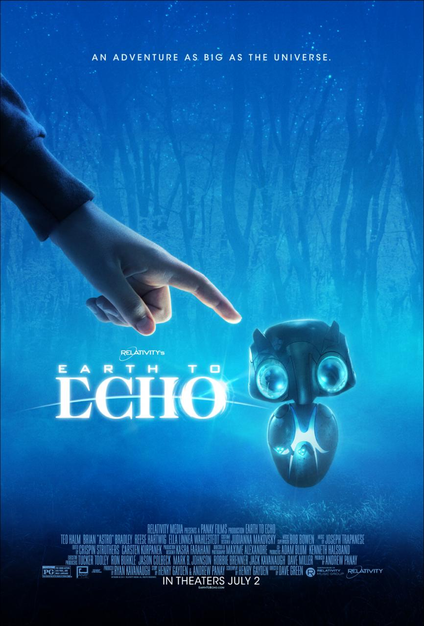Earth to Echo-Official Poster Banner PROMO XLG-15MAIO2014