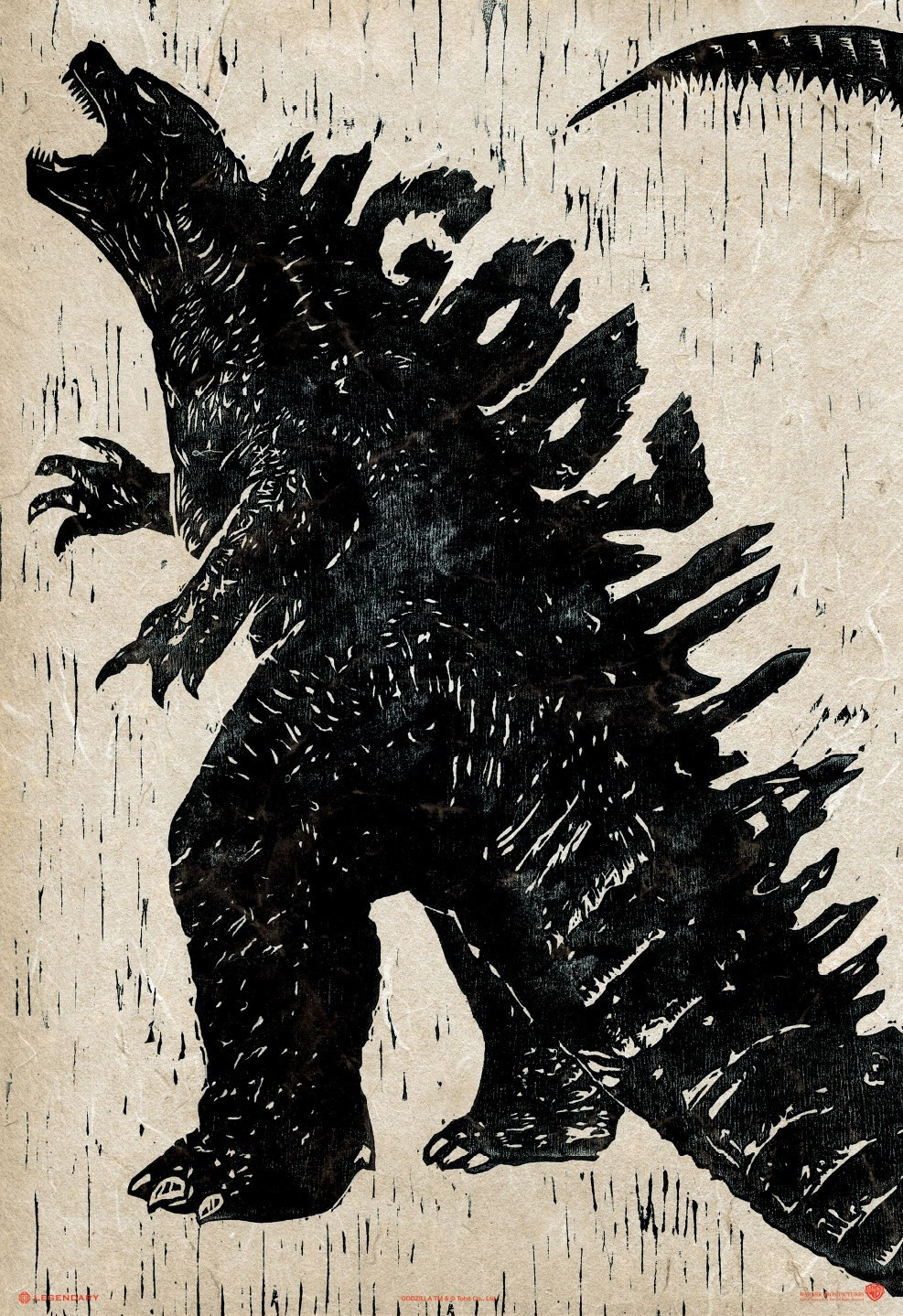 Godzilla-Official Poster Banner PROMO XLG-07MAIO2014-01