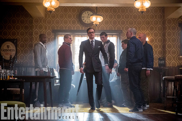 KINGSMAN THE SECRET SERVICE-Official Poster Banner PROMO-21MAIO2014-05
