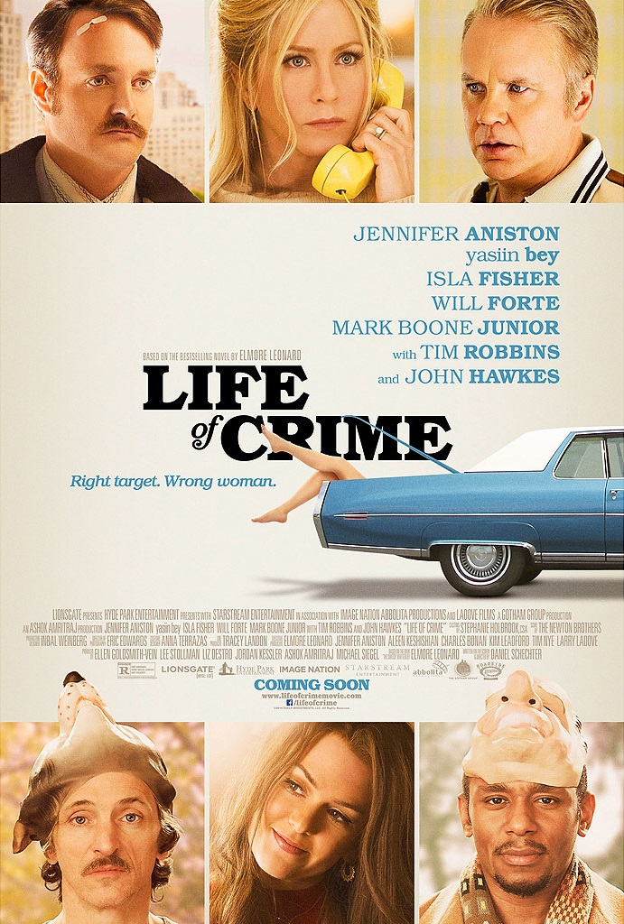 Life of Crime-Official Poster Banner PROMO XLG-29MAIO2014