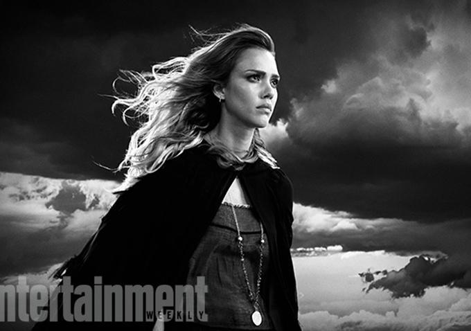 SIN CITY A DAME TO KILL FOR-Official Poster Banner PROMO EW-26MAIO2014-05