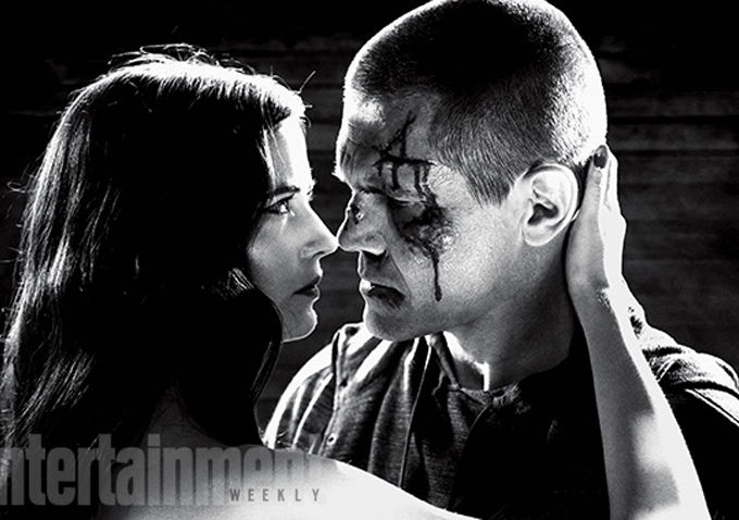 SIN CITY A DAME TO KILL FOR-Official Poster Banner PROMO EW-26MAIO2014-07