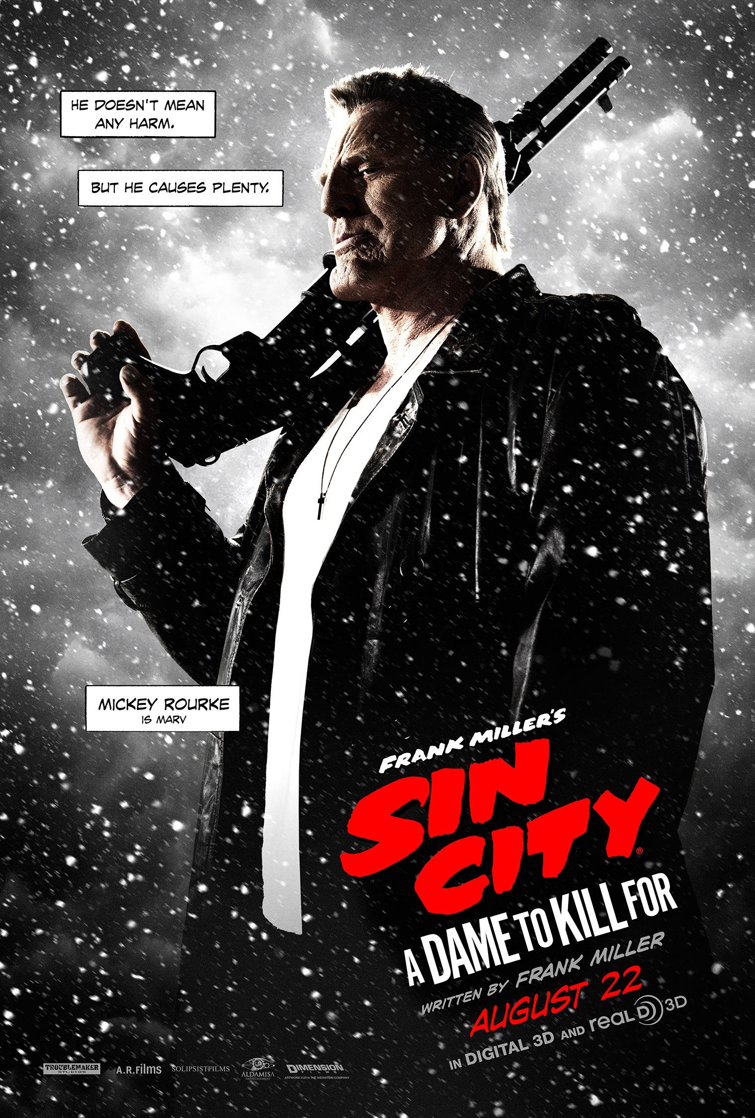 Sin City A Dame to Kill For-2-Official Poster Banner PROMO XXLG-22MAIO2014-03