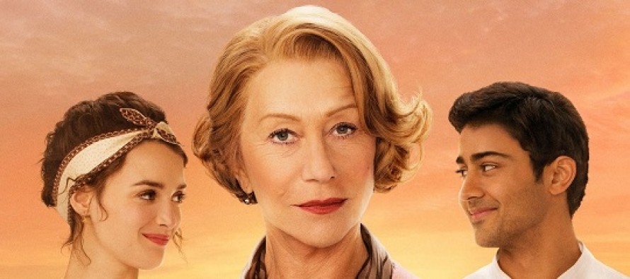 Drama com Helen Mirren, THE HUNDRED-FOOT JOURNEY ganha IMAGENS, PÔSTER e TRAILER!