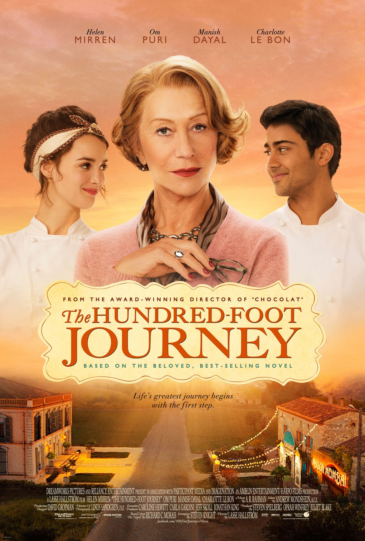 THE HUNDRED-FOOT JOURNEY-Official Poster Banner PROMO-14MAIO2014-03