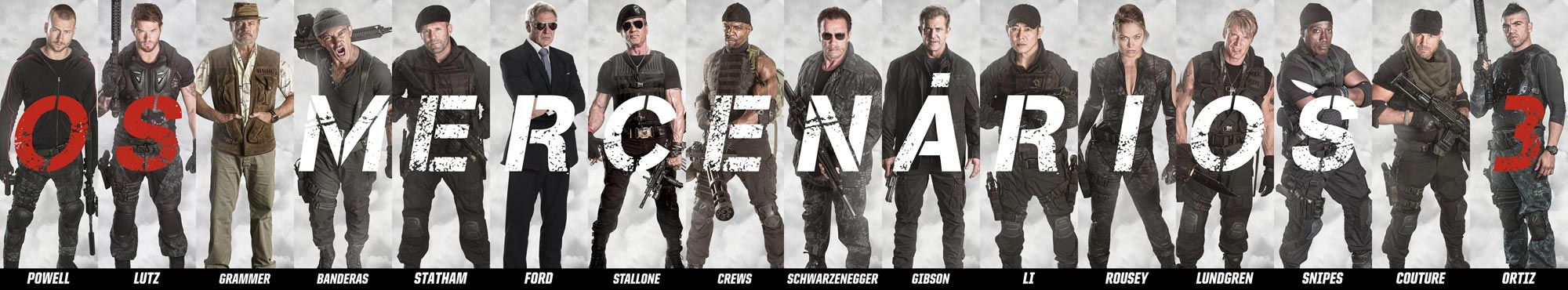 The Expendables 3-Official Poster Banner PROMO-20MAIO2014-01