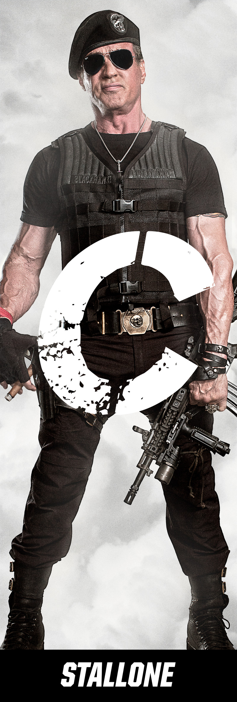 The Expendables 3-Official Poster Banner PROMO-20MAIO2014-08