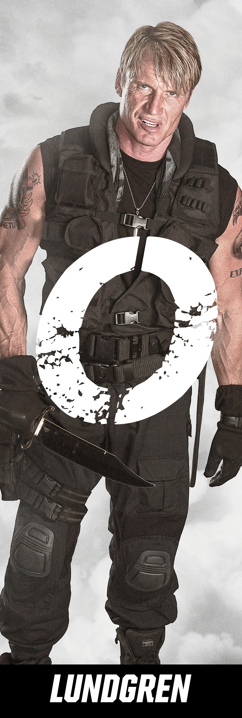 The Expendables 3-Official Poster Banner PROMO-20MAIO2014-14