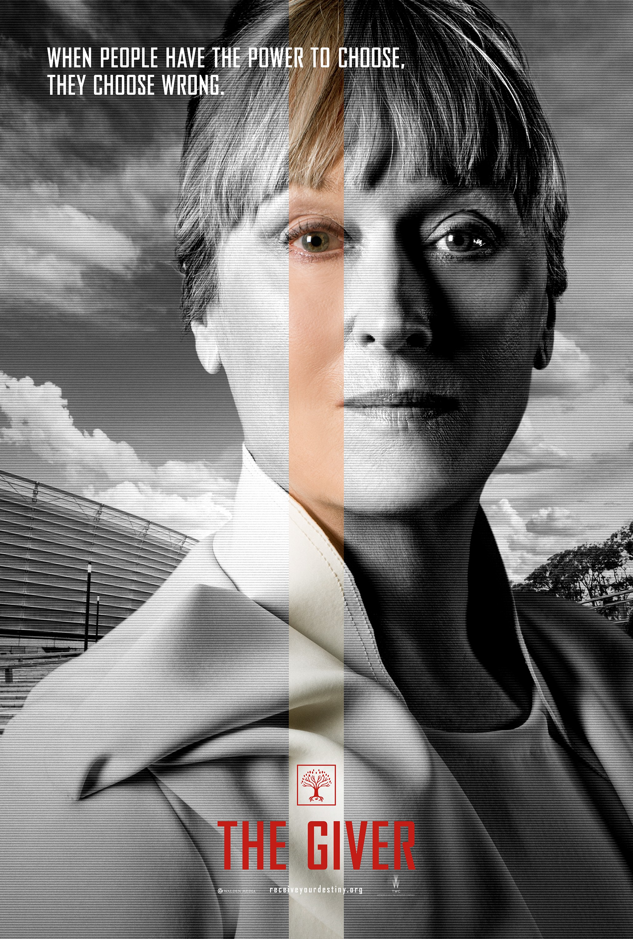 The Giver-Official Poster Banner PROMO XXLG-23MAIO2014-01