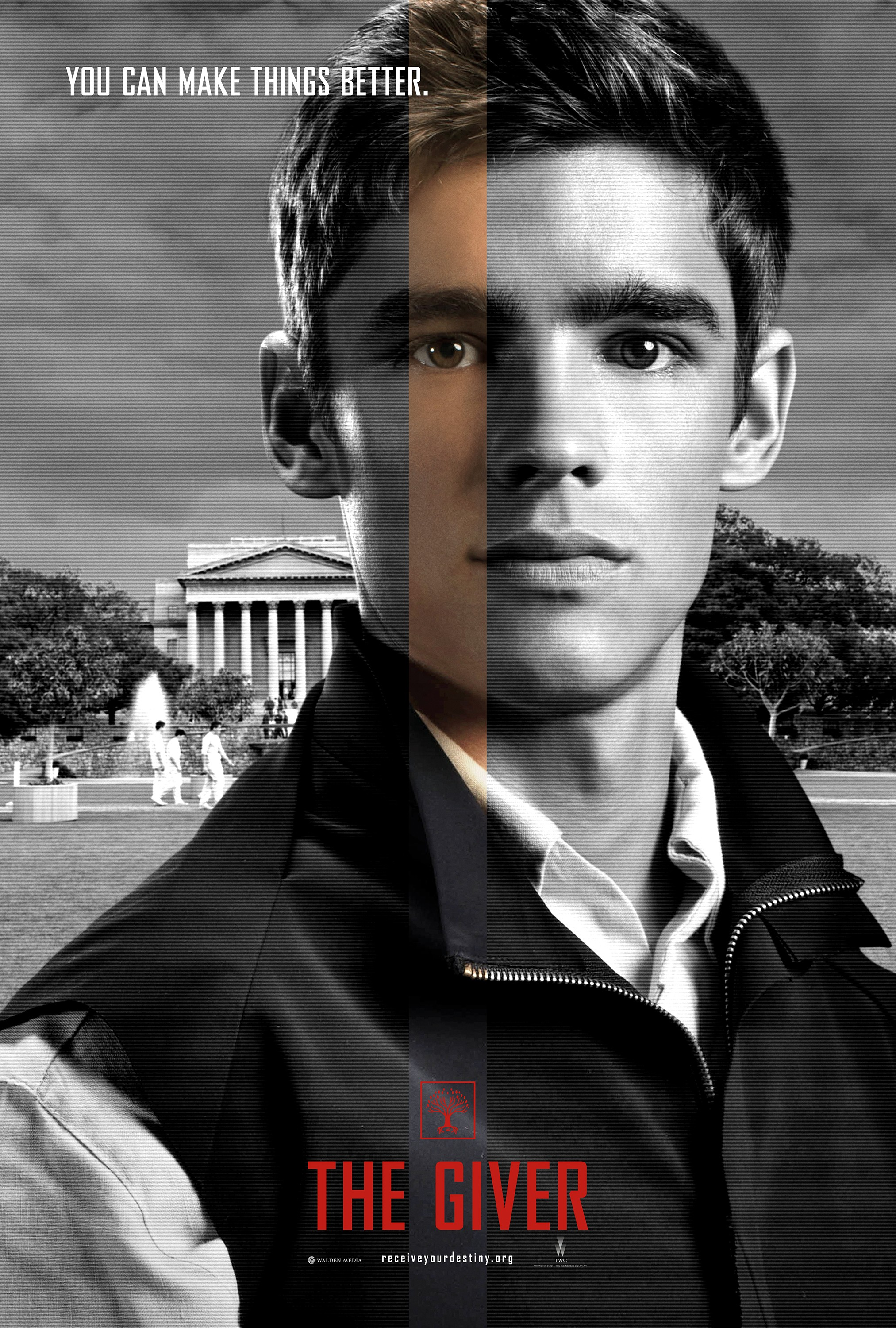 The Giver-Official Poster Banner PROMO XXLG-23MAIO2014-04