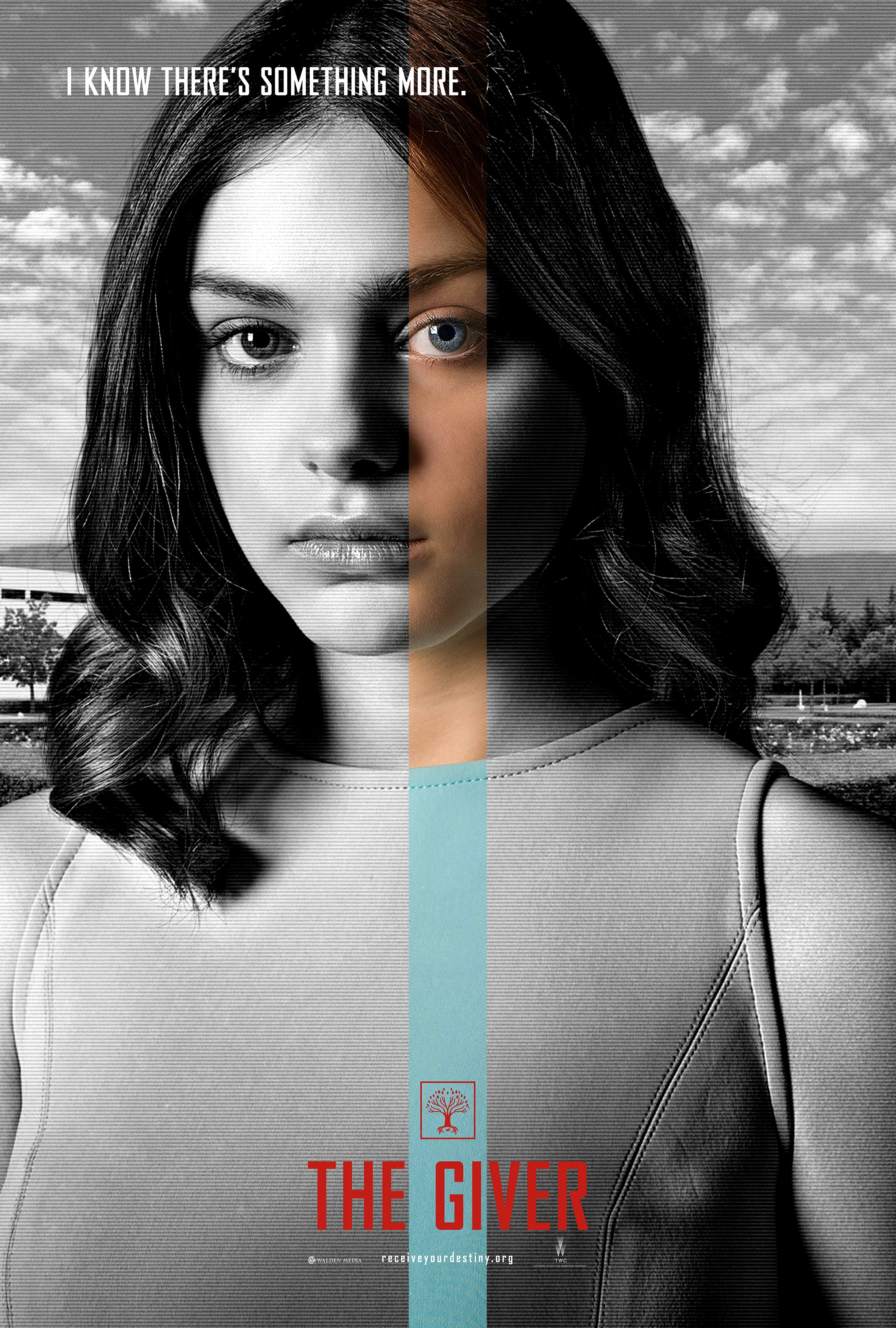 The Giver-Official Poster Banner PROMO XXLG-23MAIO2014-06