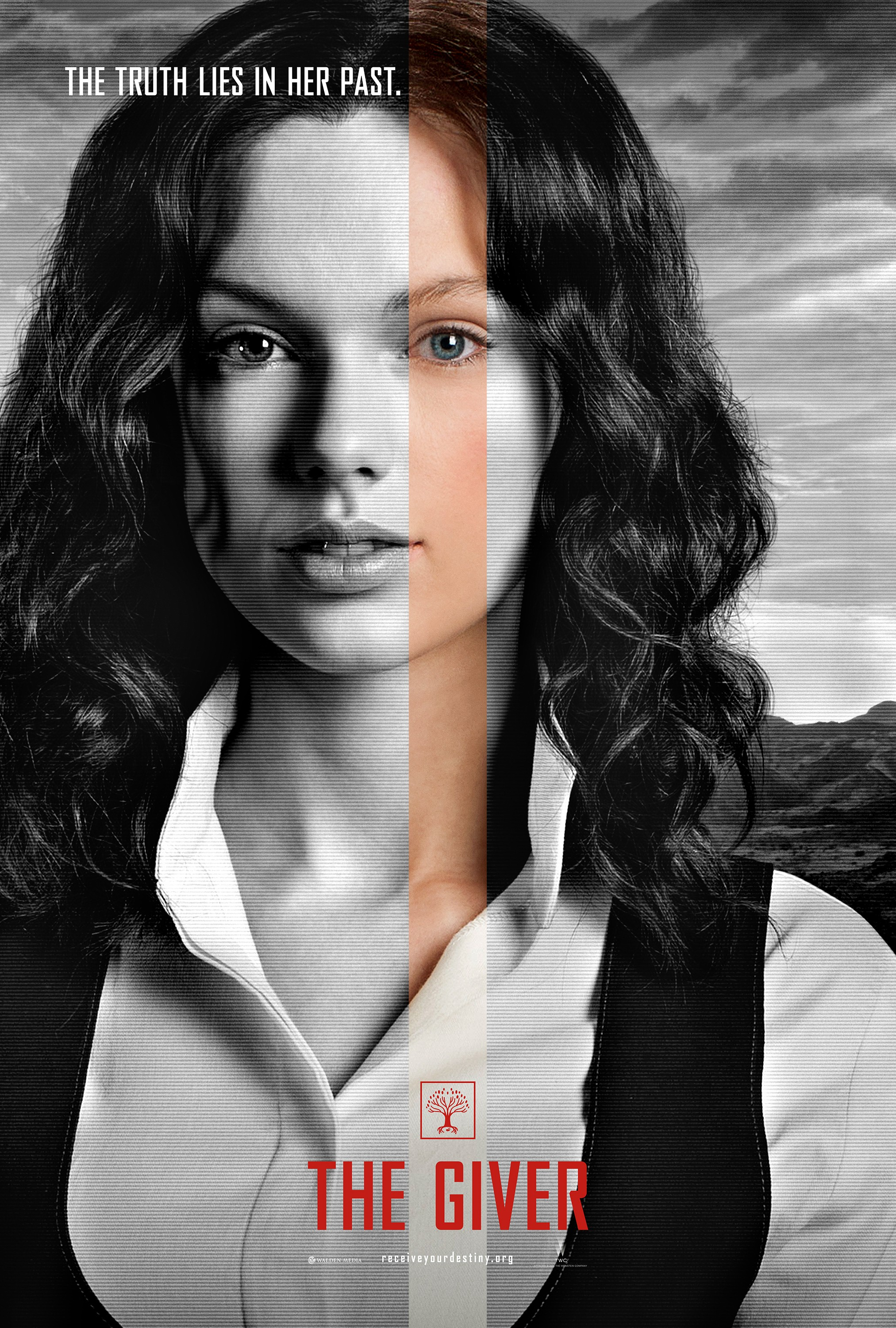 The Giver-Official Poster Banner PROMO XXLG-23MAIO2014-08