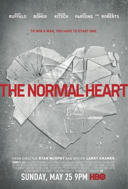 The Normal Heart-Poster