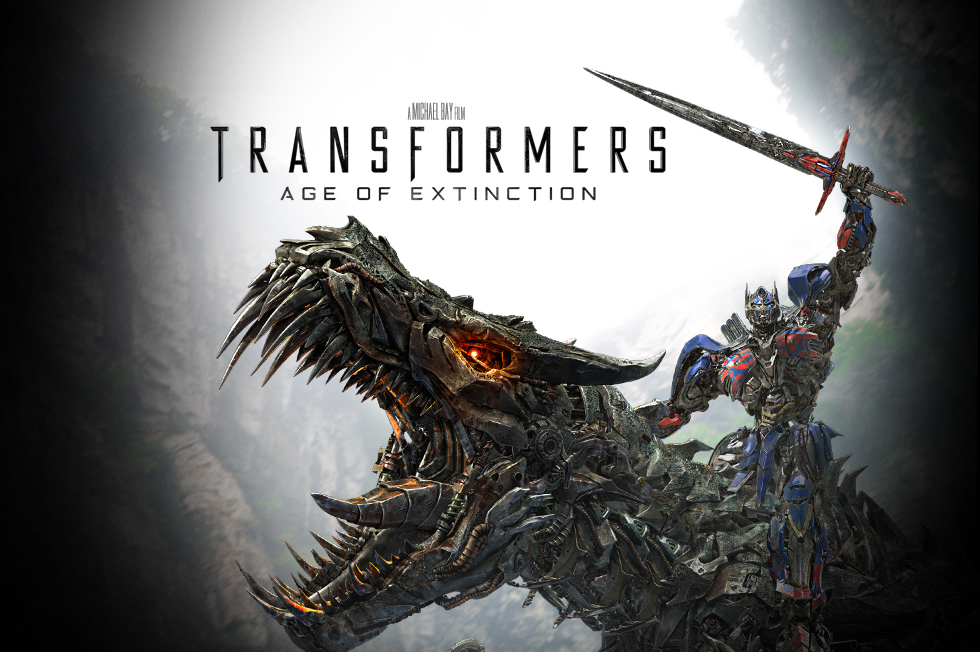 Transformers Age of Extinction-Official Poster Banner PROMO-19MAIO2014-02