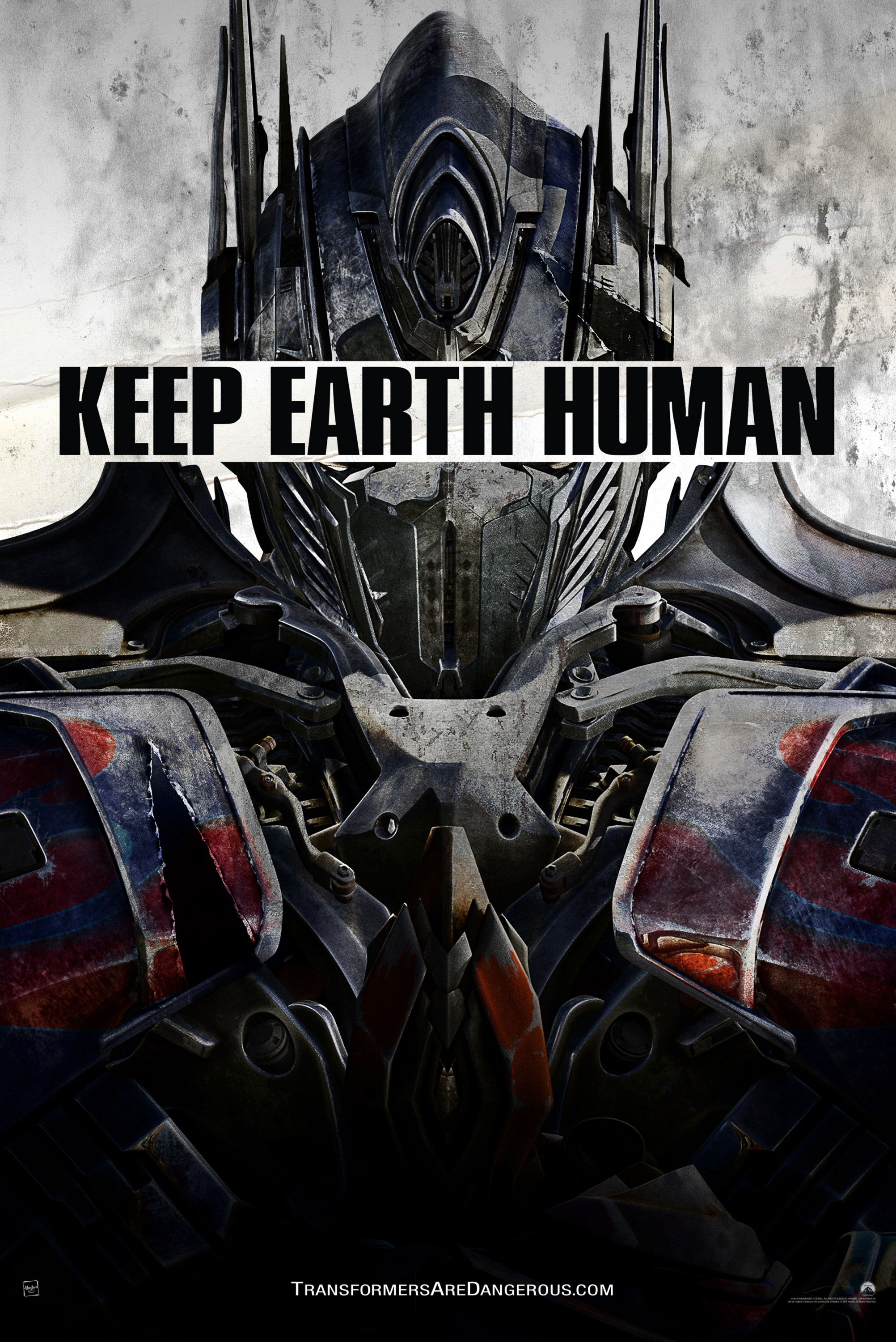 Transformers Age of Extinction-Official Poster Banner PROMO XXLG-26MAIO2014-01