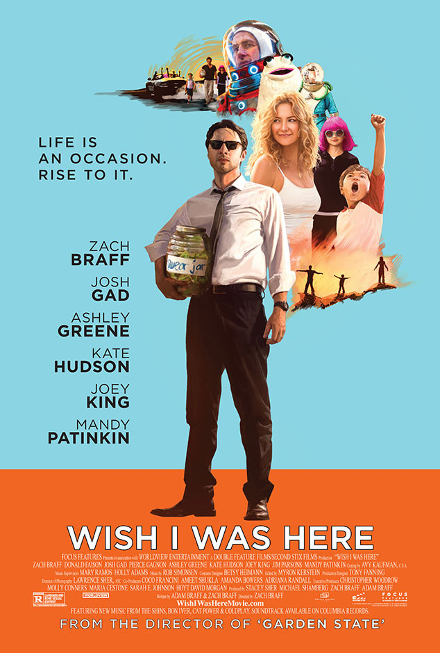 WISH I WAS HERE-Official Poster Banner PROMO XLG-29MAIO2014