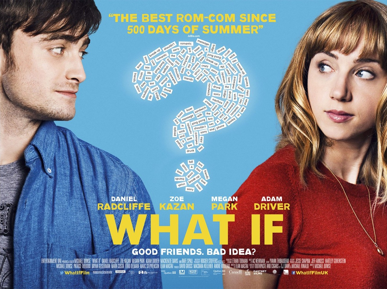 What if-Official Poster Banner PROMO XLG-19MAIO2014