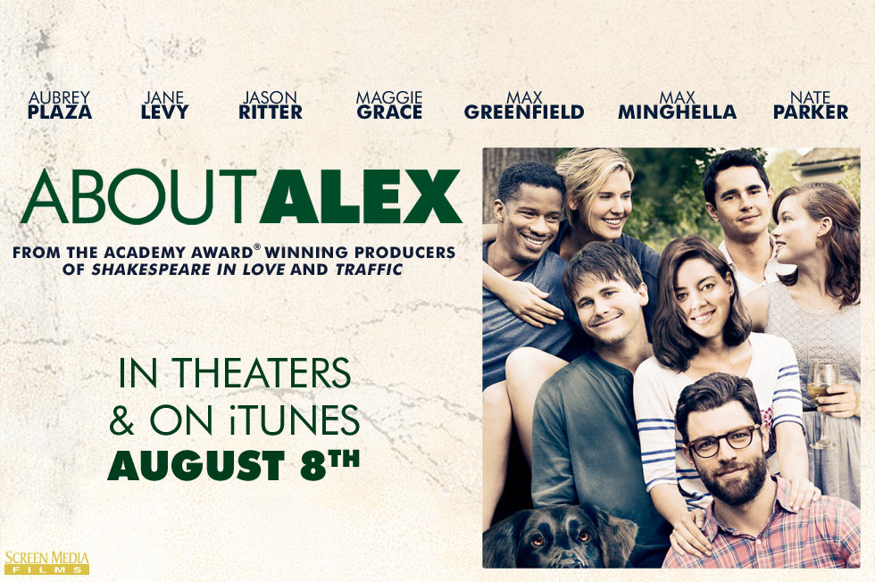About Alex-Official Poster Banner PROMO-20JUNHO2014
