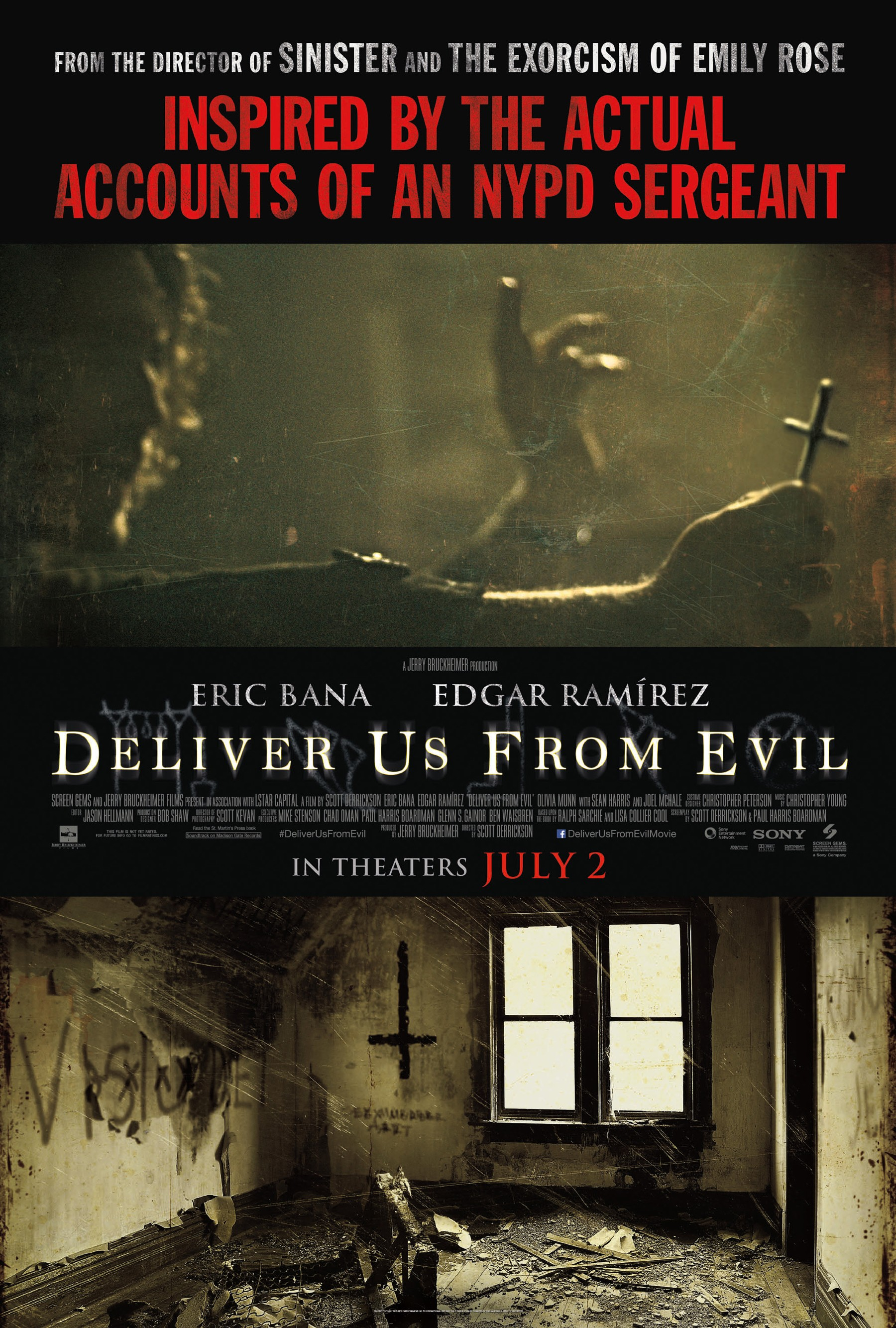 Deliver Us from Evil-Official Poster Banner PROMO XXLG-02JUNHO2014