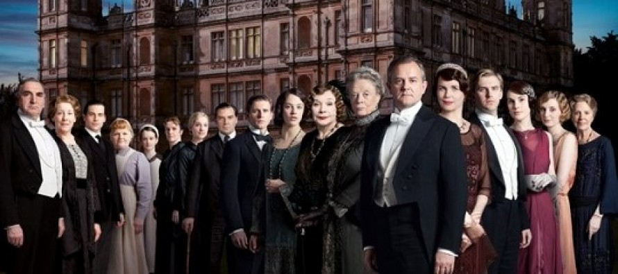 GNT dá segunda chance aos fãs de Downton Abbey