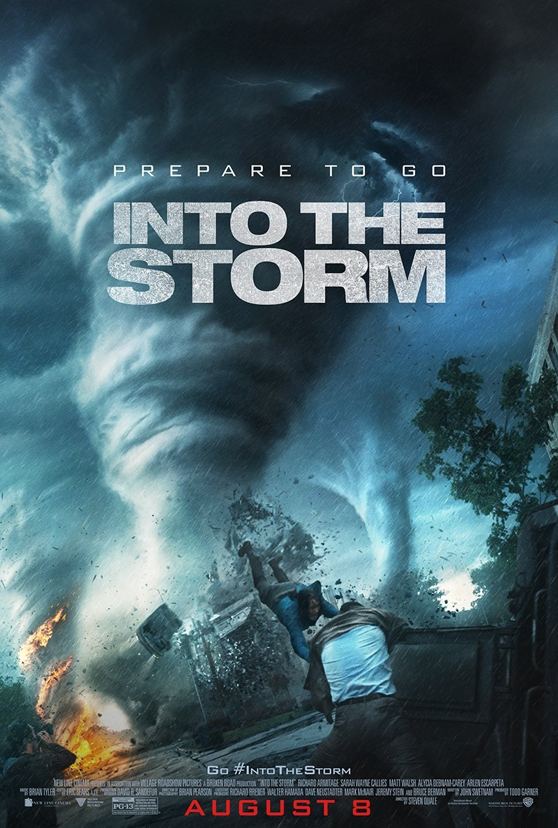 Into the Storm-Official Poster Banner PROMO XXLG-27JUNHO2014