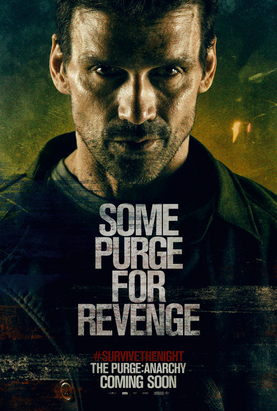 THE PURGE ANARCHY-Official Poster Banner CHAR-26JUNHO2014-01