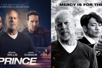 Bruce Willis, John Cusack e Jason Patric nos CARTAZES de THE PRINCE