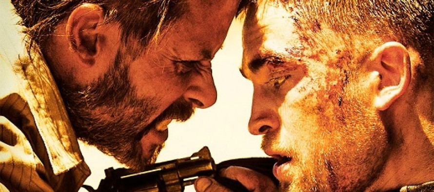 THE ROVER – A CAÇADA com Guy Pearce e Robert Patinson ganha PÔSTER nacional e TRAILER legendado