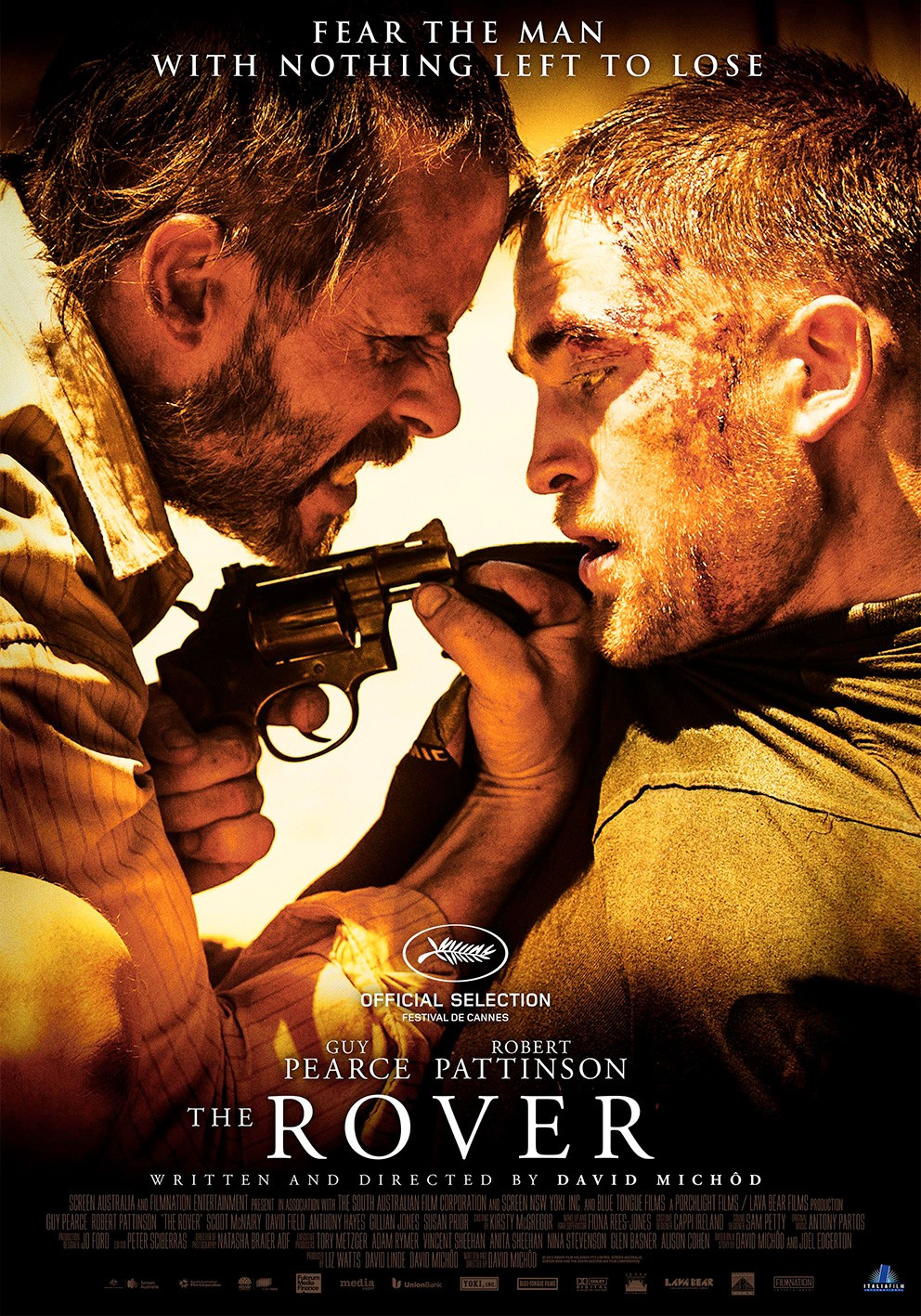 The Rover-Official Poster Banner PROMO POSTER XLG-06JUNHO2014