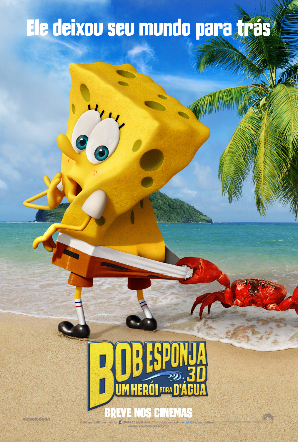 The SpongeBob Movie Sponge Out of Water-PROMO XLG-13JUNHO2014