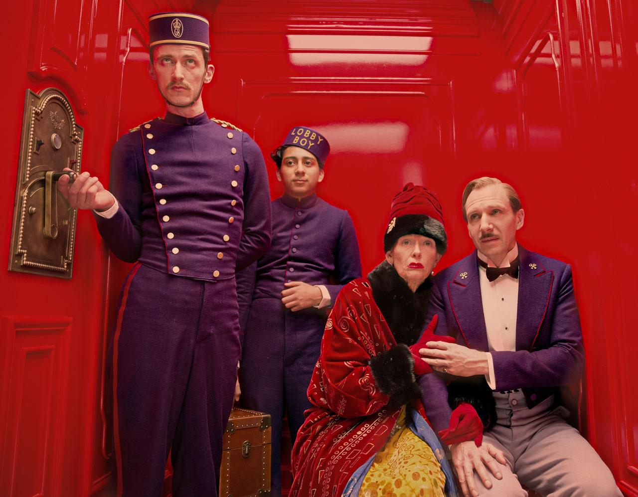 the grand budapest hotel-Official Poster Banner PROMO PHOTO-16DEZEMBRO2013
