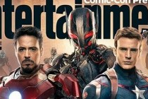 OS VINGADORES 2 – A ERA DE ULTRON é destaque na revista Entertainment Weekly; Veja a capa e fotos das filmagens!