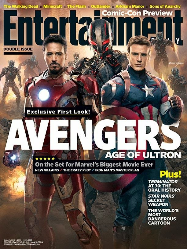 Avengers Age of Ultron-Official Poster Banner EW-17JULHO2014-01