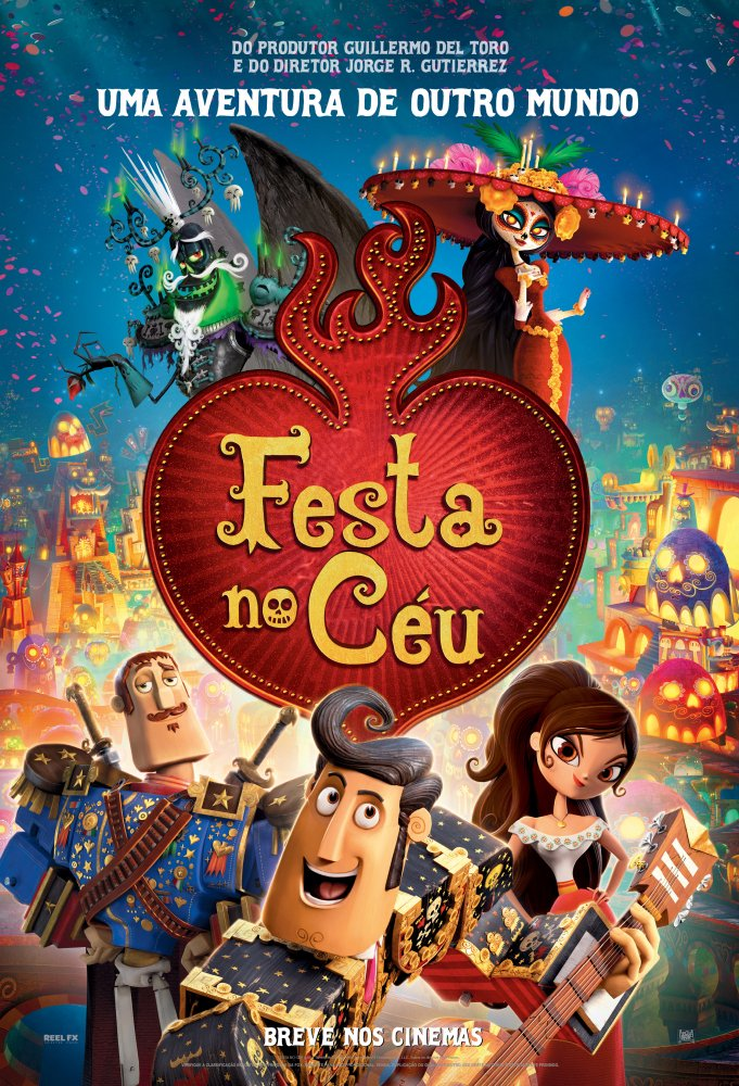 BOOK OF LIFE-Official Poster Banner PROMO NACIONAL-25JULHO2014-06