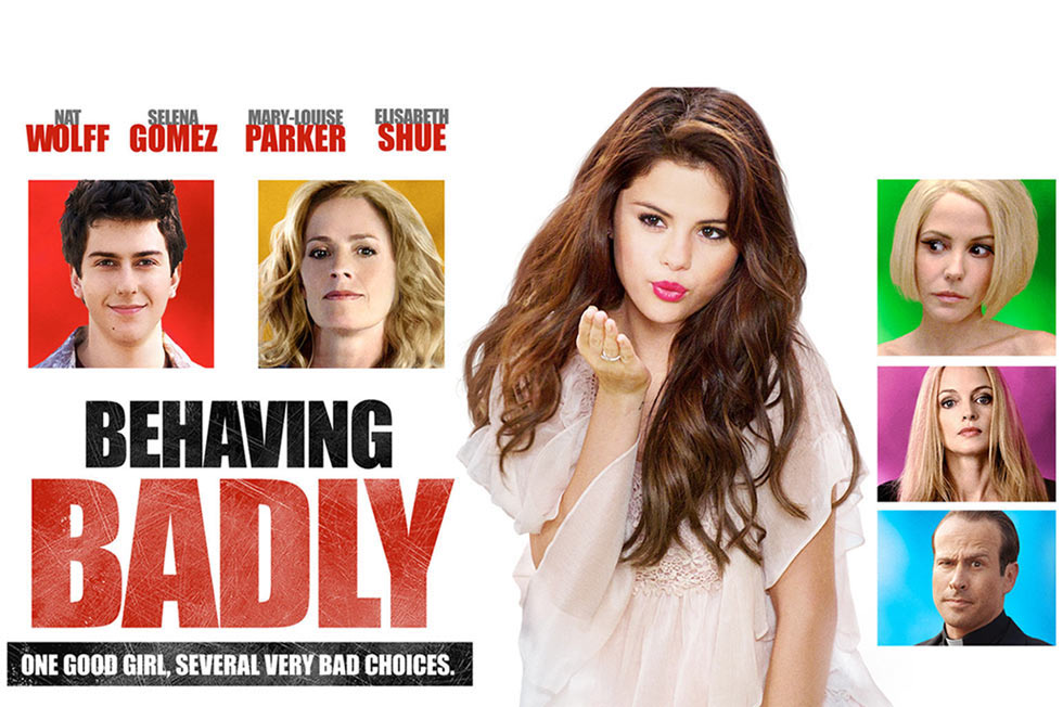 Behaving Badly-Official Poster Banner PROMO-07JULHO2014-03
