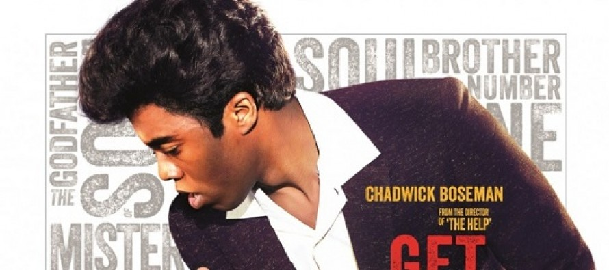 GET ON UP, cinebiografia sobre James Brown, ganha TRAILER internacional, PÔSTER e CENA