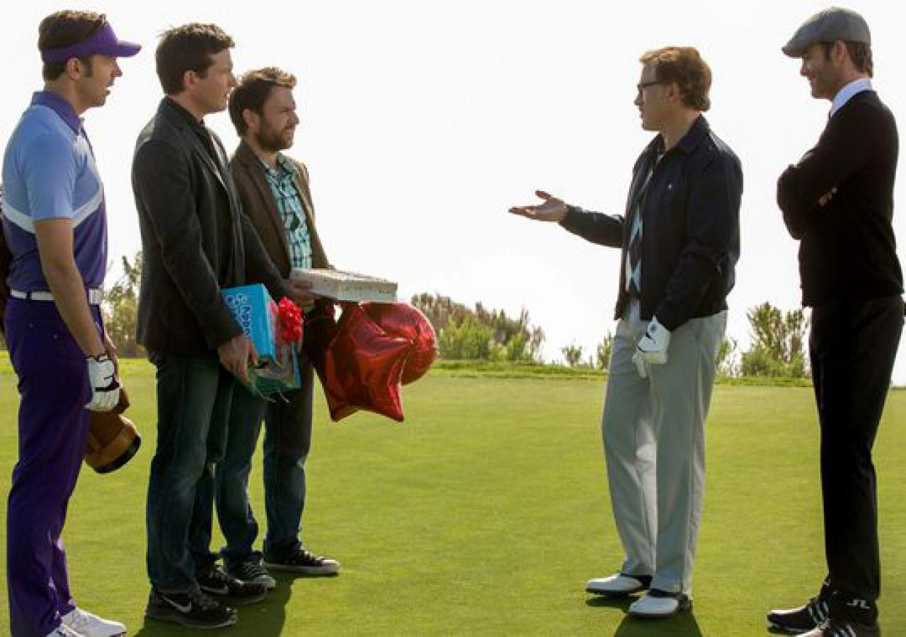 HORRIBLE BOSSES 2-Official Poster Banner PROMO PHOTO-03JULHO2014-02
