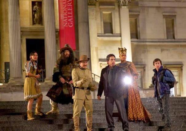 Night at the Museum Secret of the Tomb-PROMO PHOTOS-31JULHO2014-01
