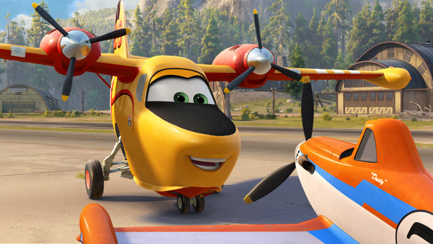 Planes Fire Rescue-Official Poster Banner PROMO PHOTO-06JANEIRO2014