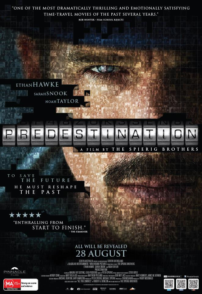 Predestination-Official Poster Banner PROMO XLG-14JULHO2014