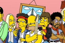 Simpsons entram no mundo do rock em especial
