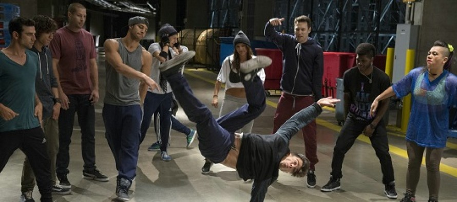 STEP UP ALL IN com Briana Evigan ganha novo COMERCIAL para TV