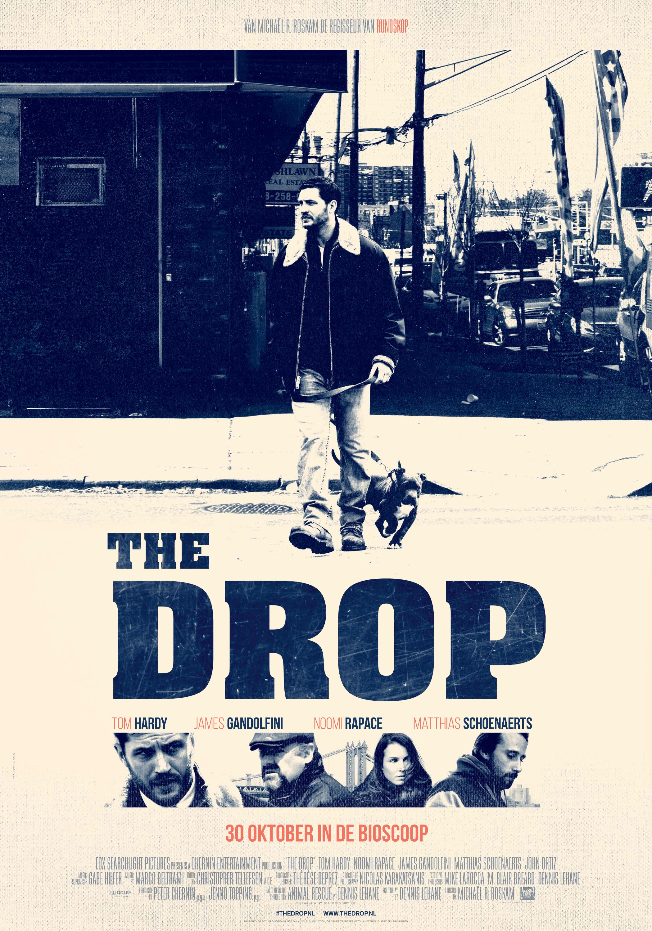The Drop-Official Poster Banner PROMO XXLG-24JULHO2014
