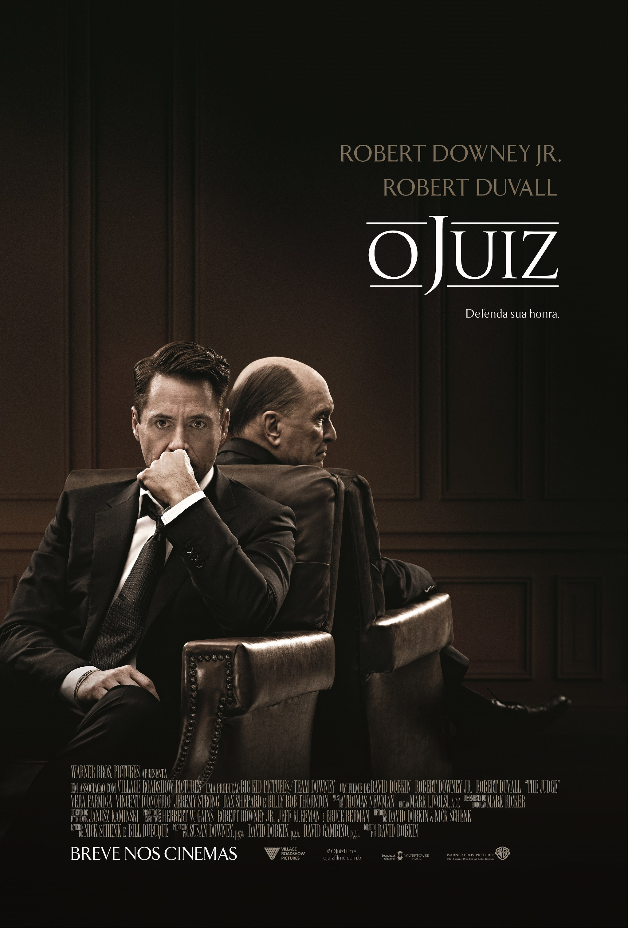 The Judge -Official Poster Banner PROMO nacional-09JULHO2014-01