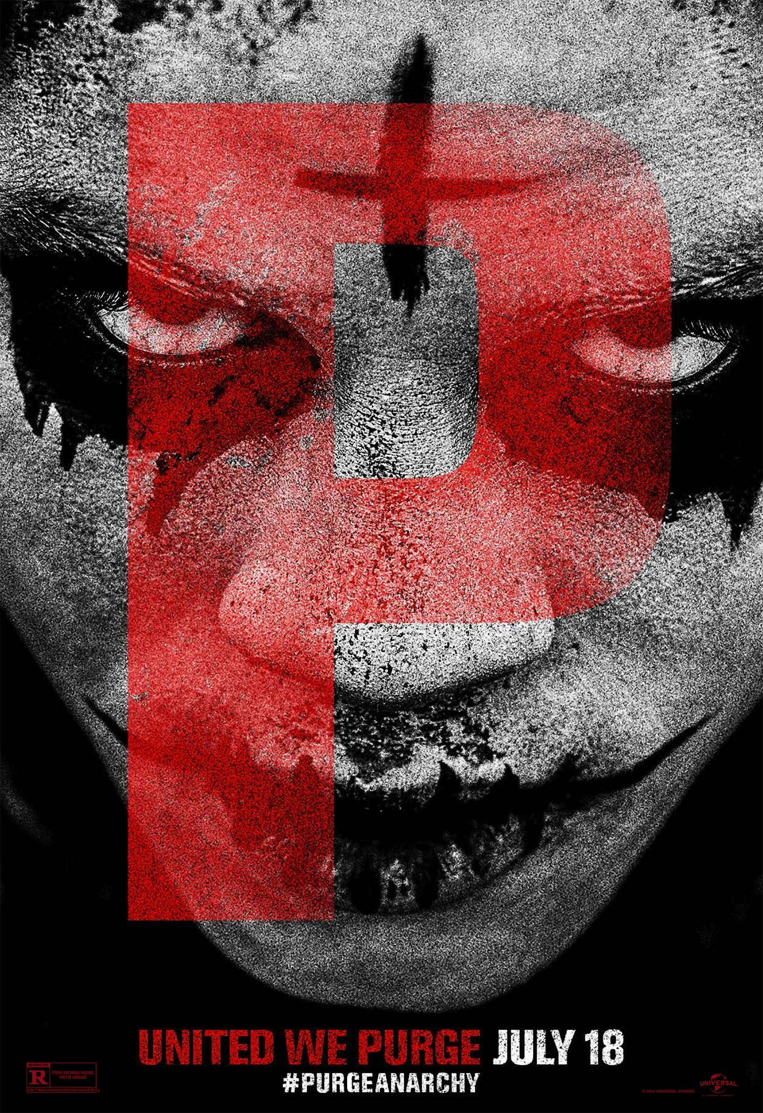 The Purge Anarchy-Official Poster Banner PROMO-04JULHO2014-05