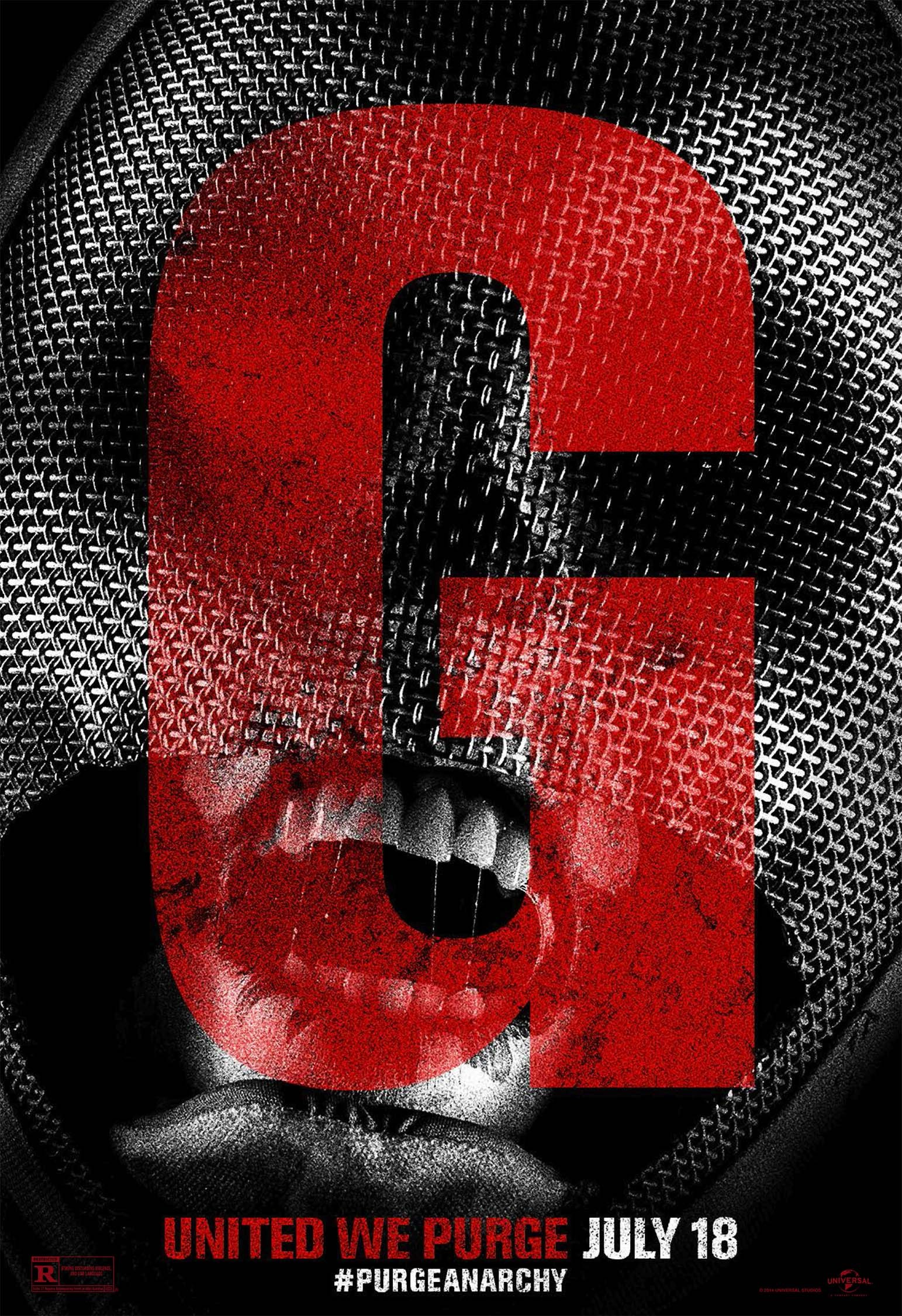 The Purge Anarchy-Official Poster Banner PROMO-04JULHO2014-08