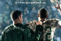 Veja o PÔSTER inédito de WHEN THE GAME STANDS TALL, drama esportivo com Jim Caviezel