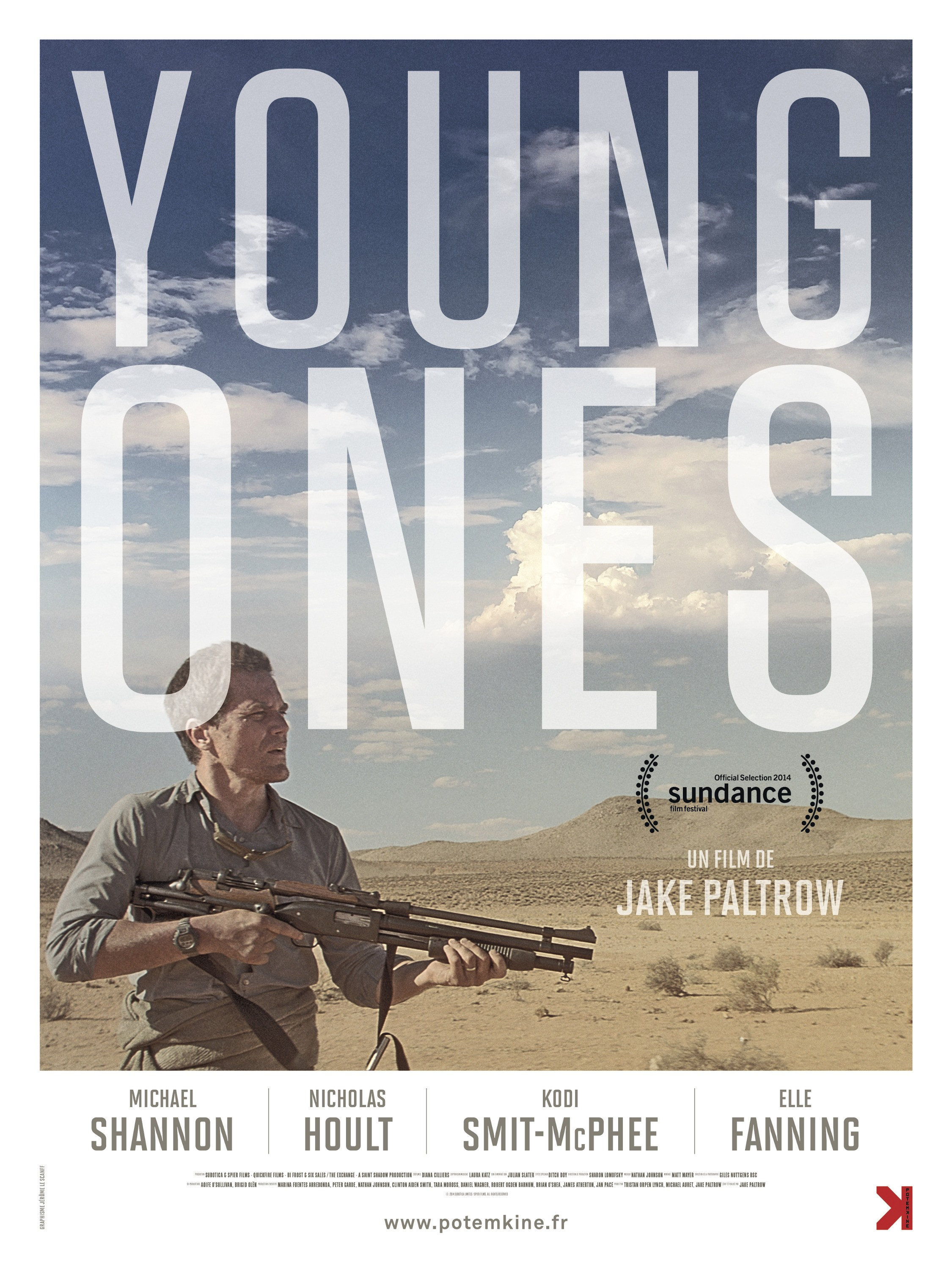 Young Ones-Official Poster Banner PROMO XLG-14JULHO2014